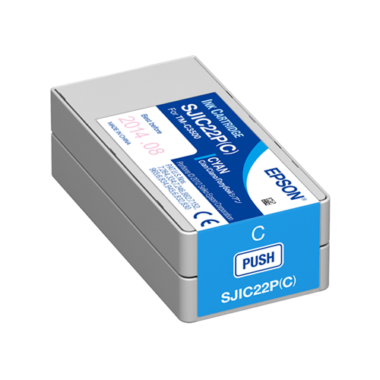 Epson TM-C3500 Cyan Ink Cartridge